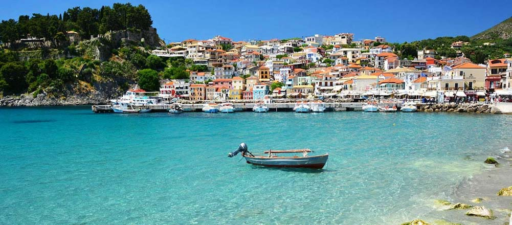 ionian coast sivota activities boat rental